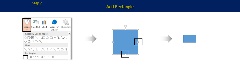 Add Rectangle