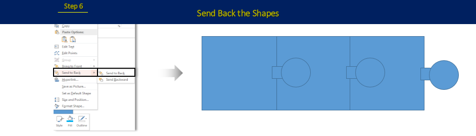 Duplicate Shapes