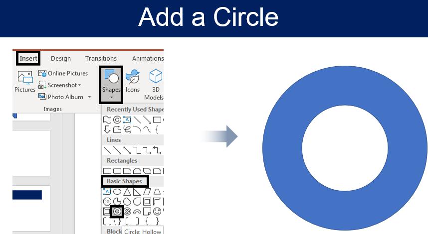 Add a Circle