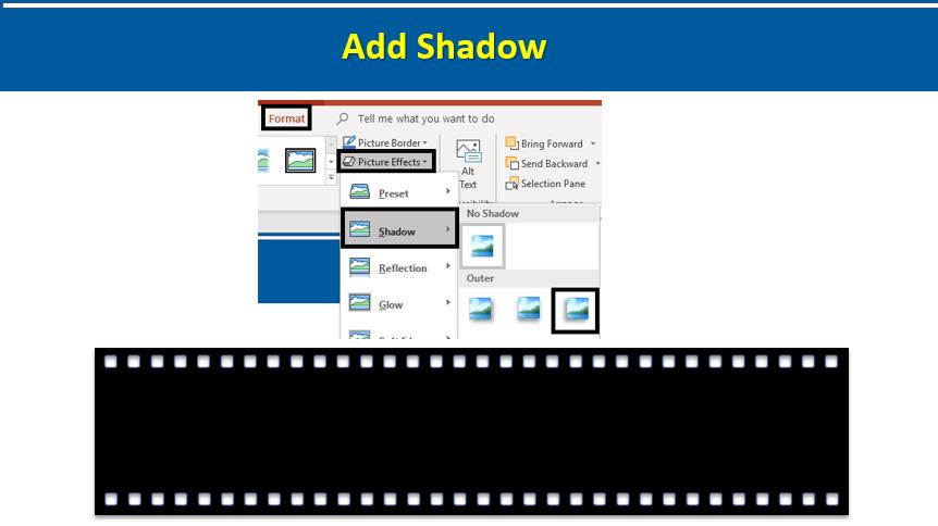 Add Shadow