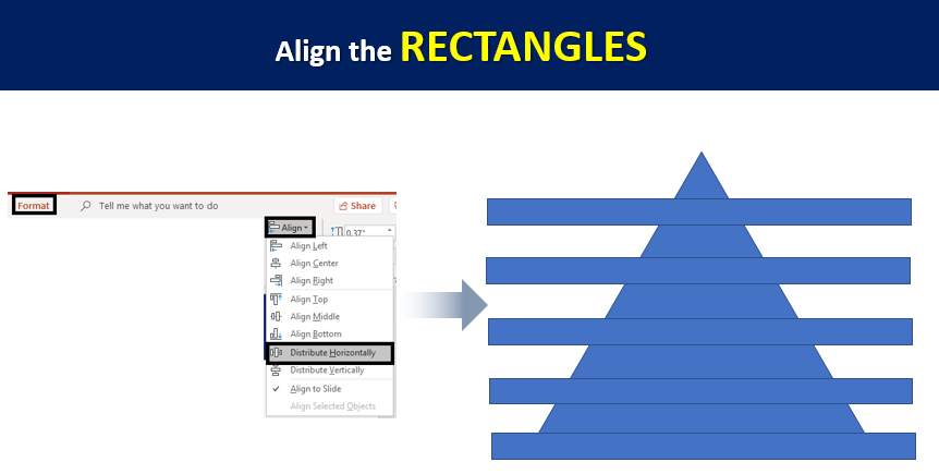 Align the Rectangles