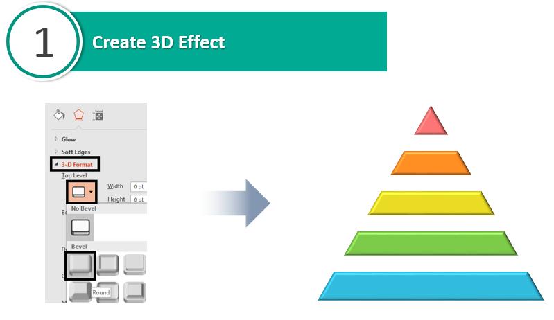 Create 3D Effect