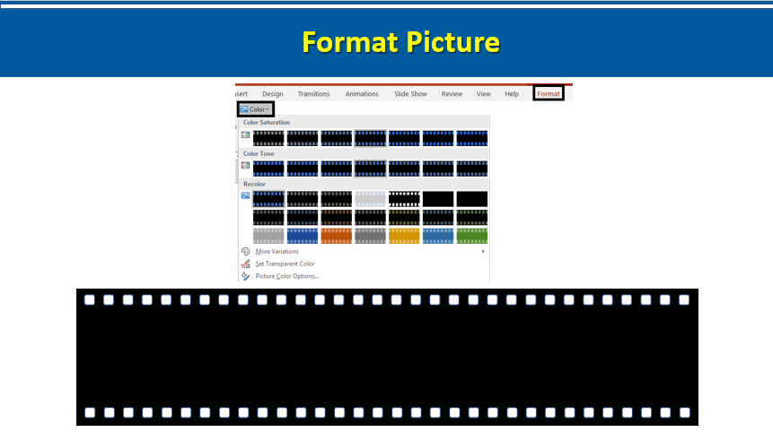 Format Picture