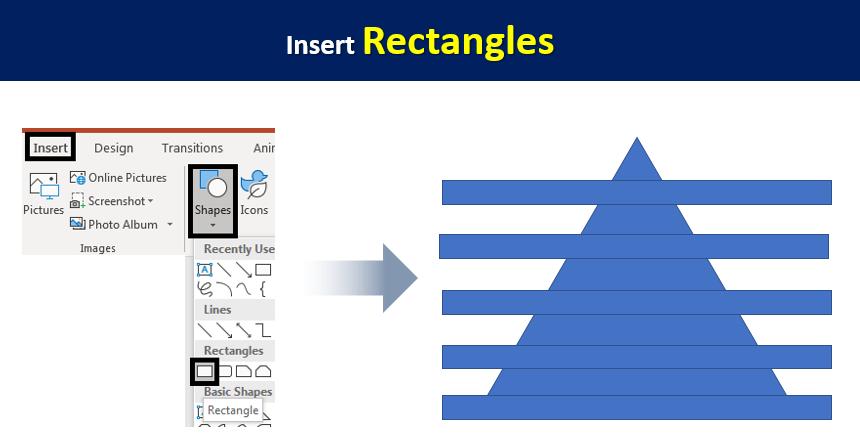 Insert Rectangles
