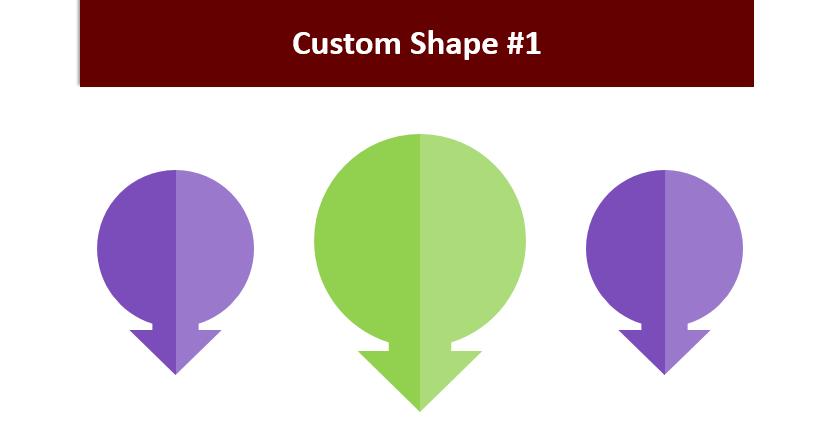 Custom Shape #1