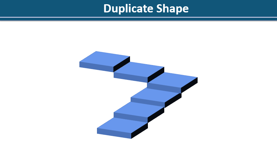 Duplicate the Shape
