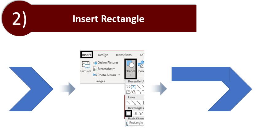 Insert a Rectangle