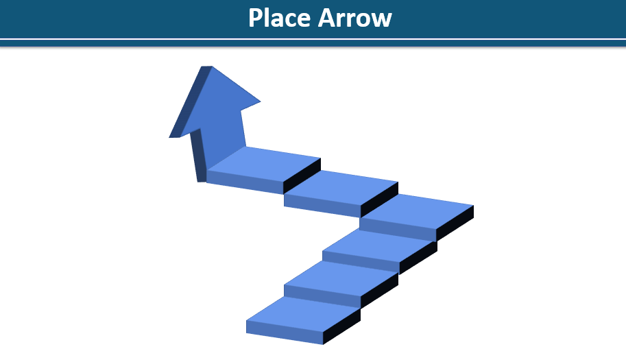 Place the Arrow