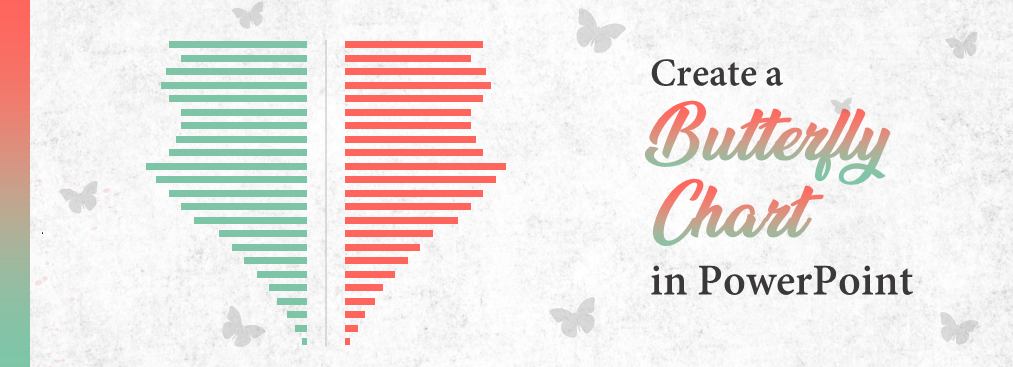 Learn To Create A Tornado/ Butterfly Chart In PowerPoint