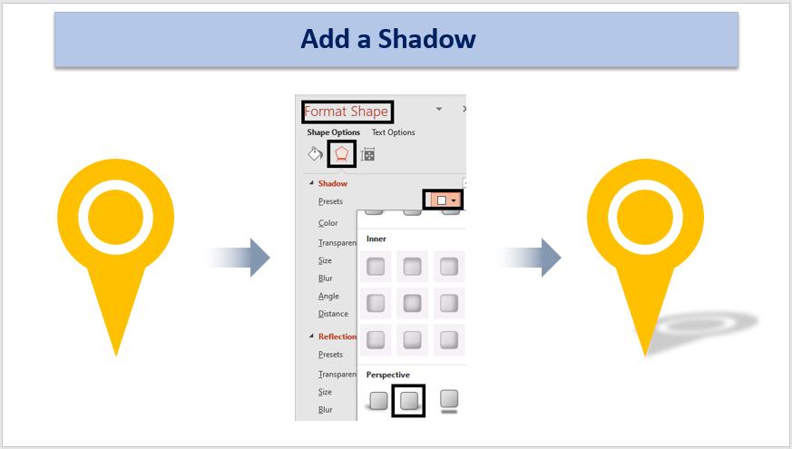 Add a Shadow