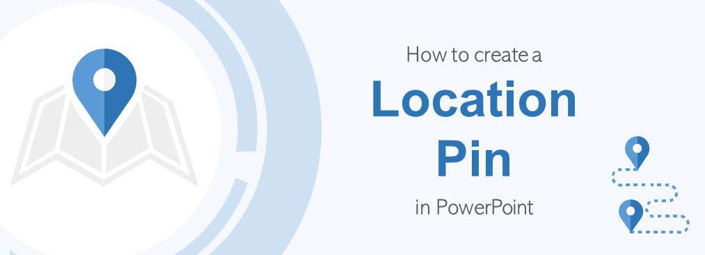 How to Design a Location Pin Icon in PowerPoint