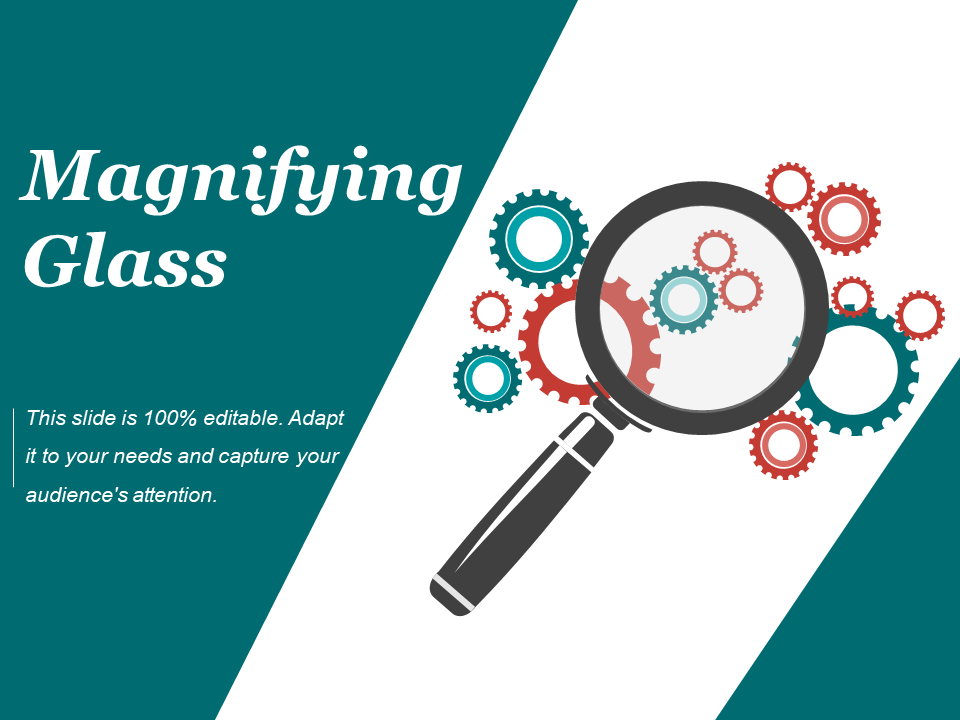 Magnifying Glass PPT PowerPoint Presentation Information