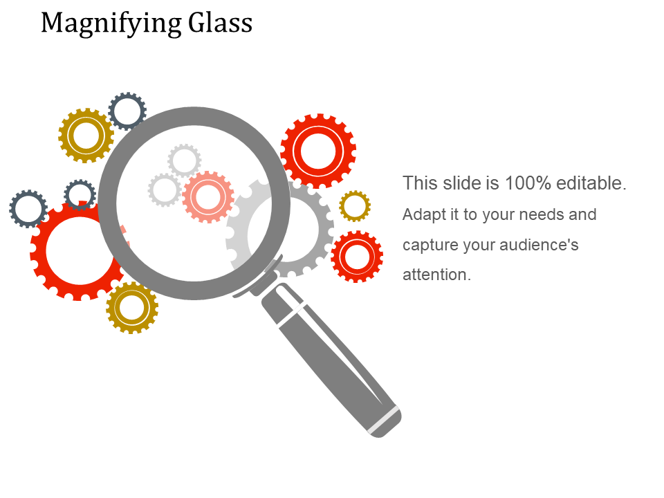 Magnifying Glass PPT PowerPoint Presentation Layouts