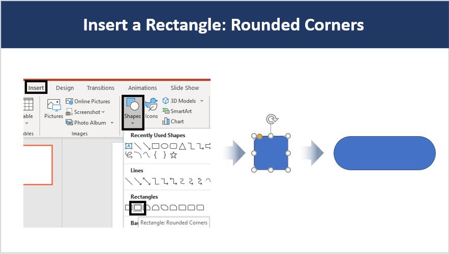 Insert Rectangle