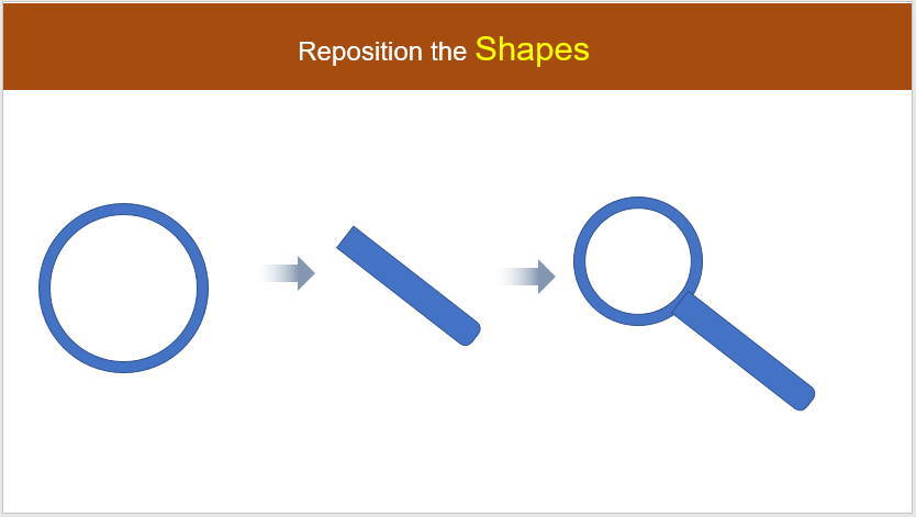 Reposition Shapes
