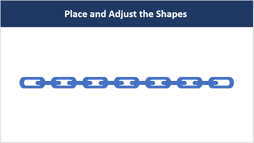 Place and Adjust Shapes