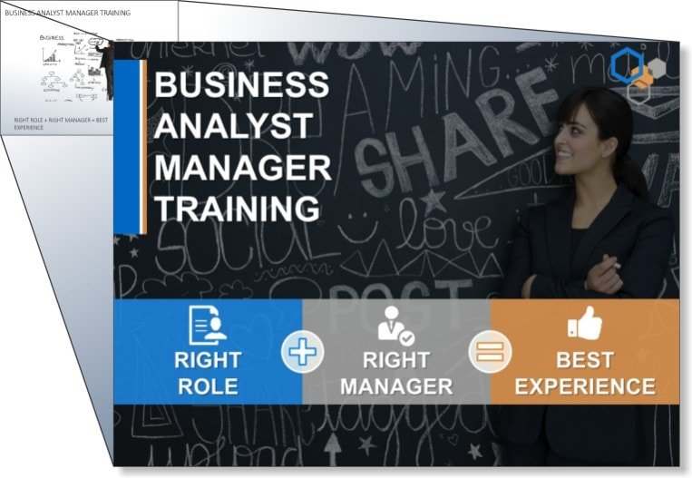 Business Manager Training Presentation 1