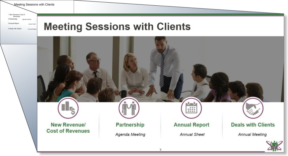 Client Relationship Management Presentation 4