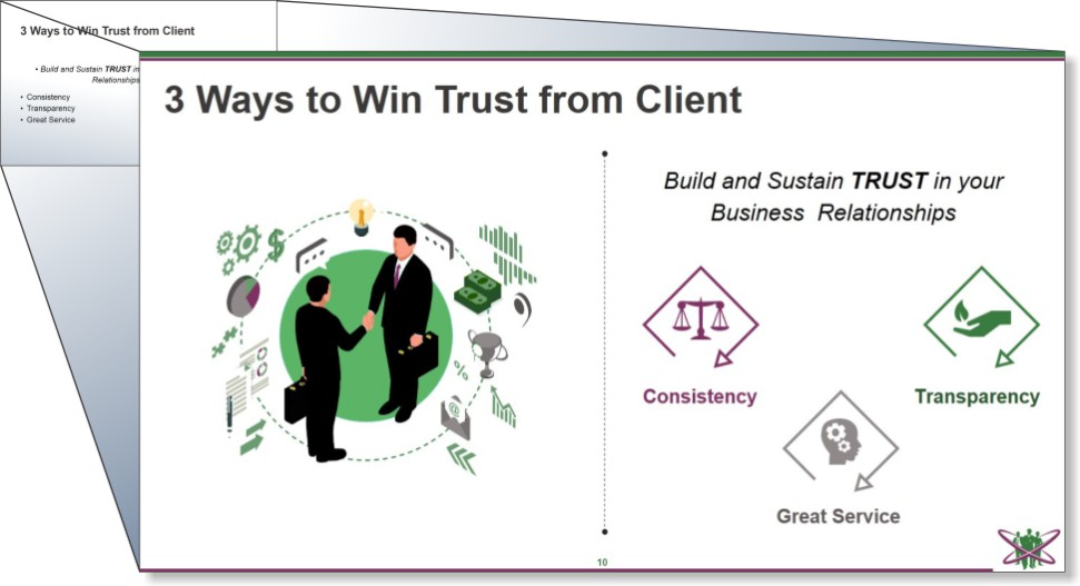 Client Relationship Management Presentation 5