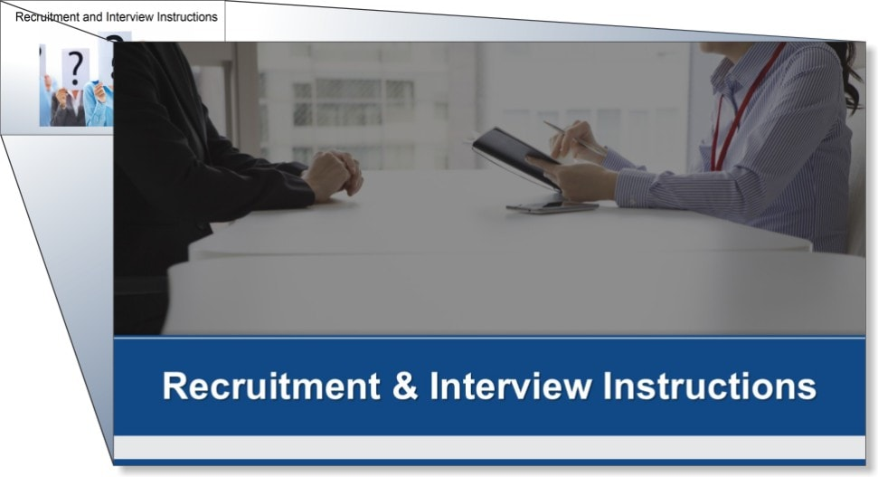 Interview Guide Skills and Tips Presentation 1