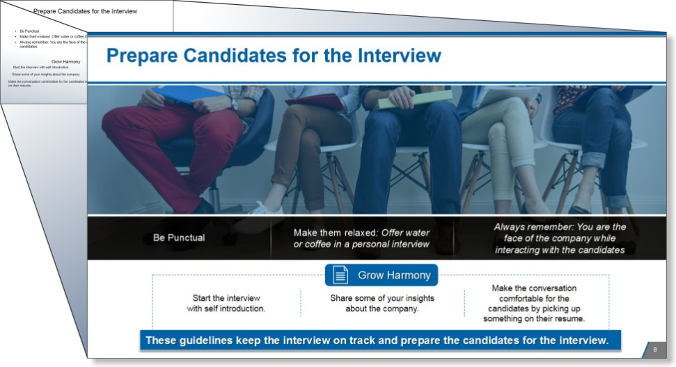 Interview Guide Skills and Tips Presentation 4