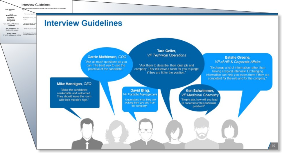 Interview Guide Skills and Tips Presentation 5