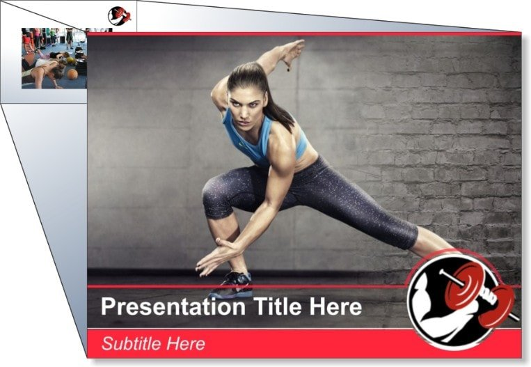 Online Fitness Program Presentation 1
