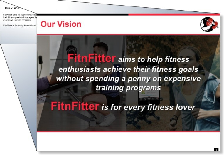 Online Fitness Program Presentation 3