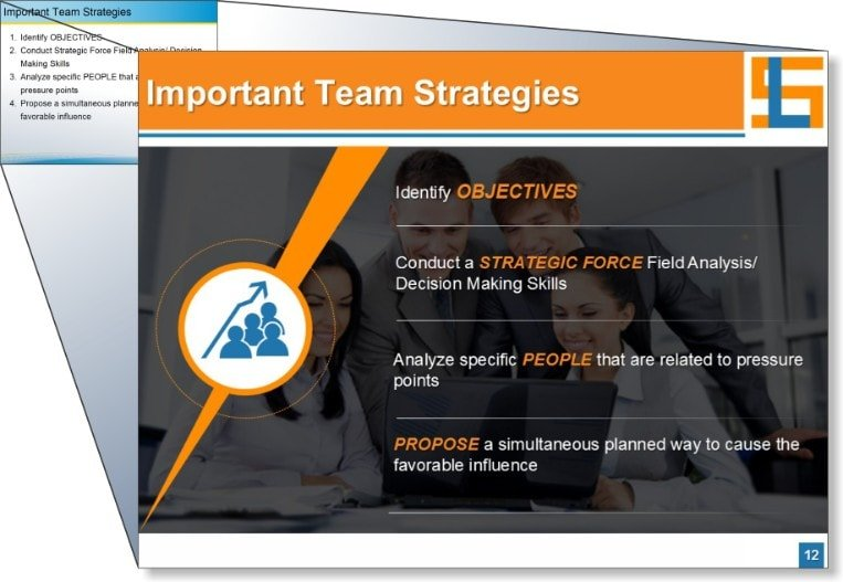 Team Strategic Goals and Planning Presentation 6