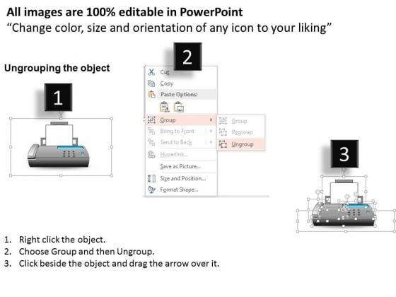 1_network_of_server_workstation_printer_fax_scanner_and_computer_over_ethernet_ppt_slides_2