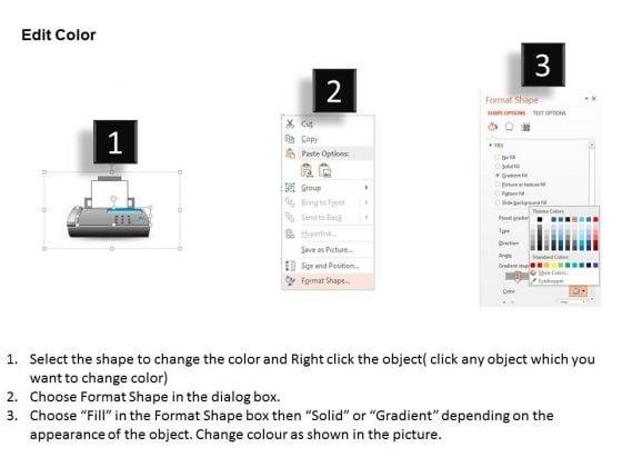 1_network_of_server_workstation_printer_fax_scanner_and_computer_over_ethernet_ppt_slides_3