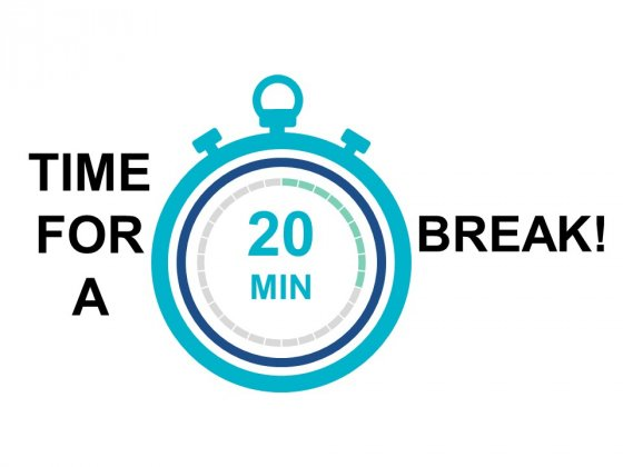 20 Min Time For A Break Ppt PowerPoint Presentation Infographic Template Introduction