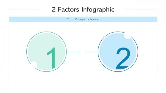2 Factors Infographic Intelligent Technology Ppt PowerPoint Presentation Complete Deck With Slides