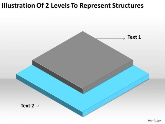 2 Levels To Represent Structures Ppt Chiropractic Business Plan PowerPoint Slides