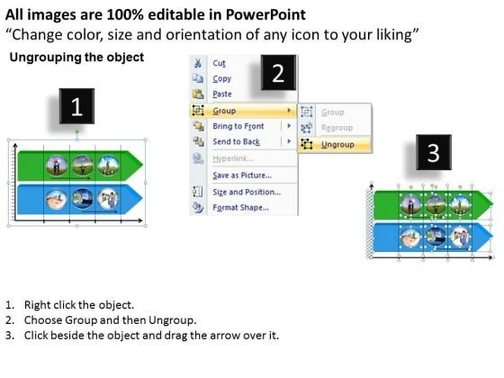 2d_linear_graph_illustrating_future_technologies_powerpoint_templates_ppt_slides_graphics_2