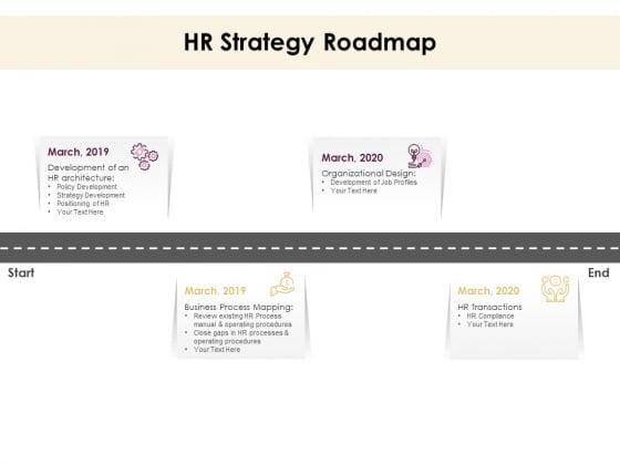 30 60 90 Day Plan HR Strategy Roadmap Ppt Inspiration Designs Download PDF