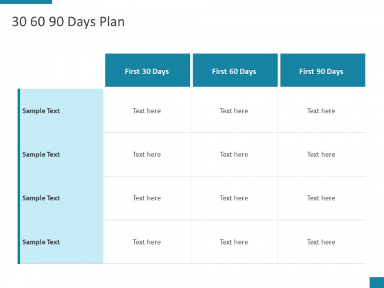 30 60 90 Days Plan Marketing Ppt PowerPoint Presentation Layouts Examples