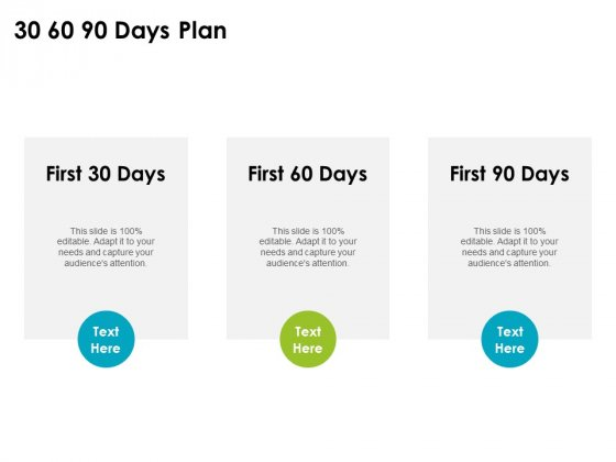 30 60 90 days plan ppt powerpoint presentation infographic template graphics template