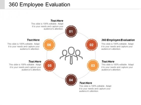 360 Employee Evaluation Ppt PowerPoint Presentation Gallery Slide Portrait Cpb