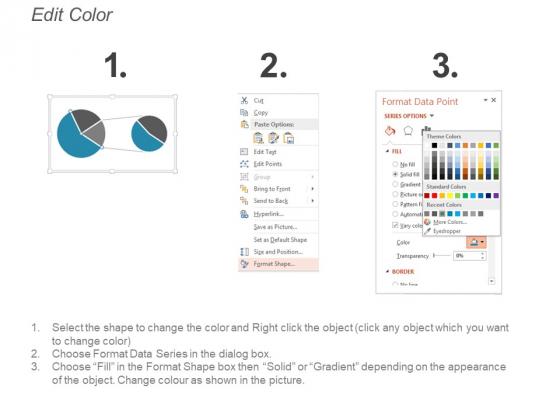 3D_Pie_Chart_For_Data_Comparison_Ppt_PowerPoint_Presentation_Model_Design_Ideas_Slide_5