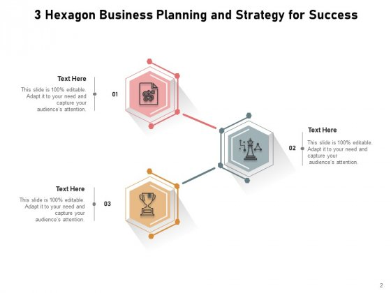3_Hexagon_Infographic_Business_Planning_Strategy_Ppt_PowerPoint_Presentation_Complete_Deck_Slide_2