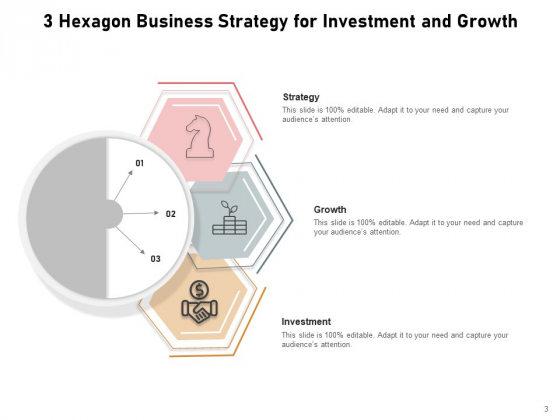 3_Hexagon_Infographic_Business_Planning_Strategy_Ppt_PowerPoint_Presentation_Complete_Deck_Slide_3
