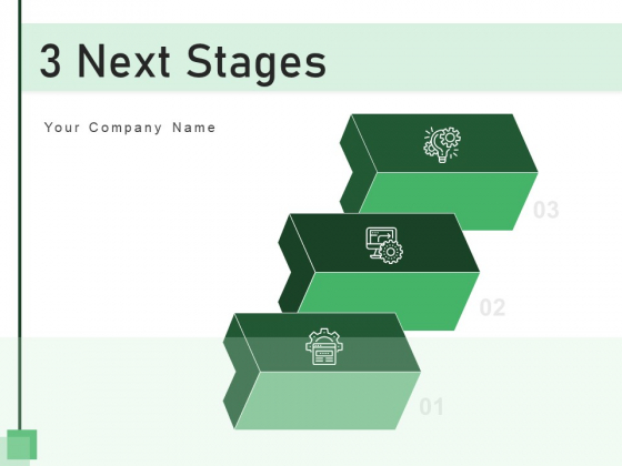 3 Next Stages Technology Strategy Ppt PowerPoint Presentation Complete Deck
