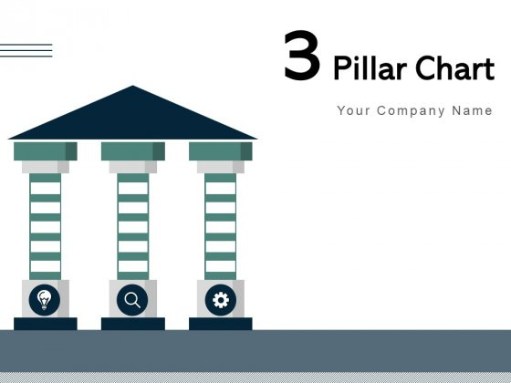3 Pillar Chart Business Products Organization Ppt PowerPoint Presentation Complete Deck