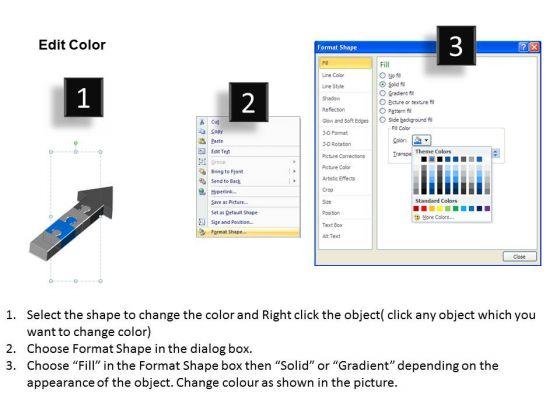 3d_complicating_arrows_stages_description_pro_forma_business_plan_powerpoint_slides_3