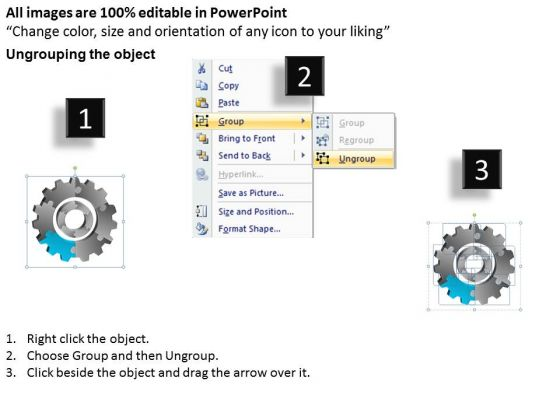 3d_gears_chart_6_stages_process_flow_ppt_business_plan_sample_powerpoint_slides_2