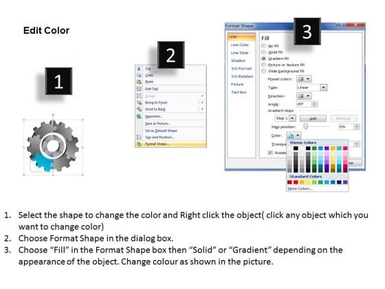 3d_gears_chart_6_stages_process_flow_ppt_business_plan_sample_powerpoint_slides_3