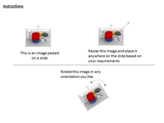 3d_man_with_red_and_blue_puzzle_for_solution_development_2