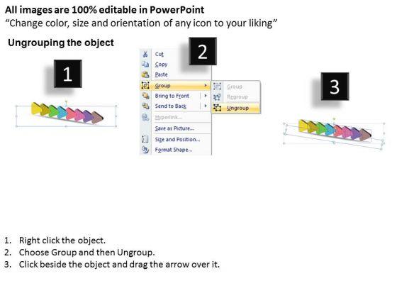 3d_uniform_flow_arrows_8_steps_powerpoint_chart_slides_2