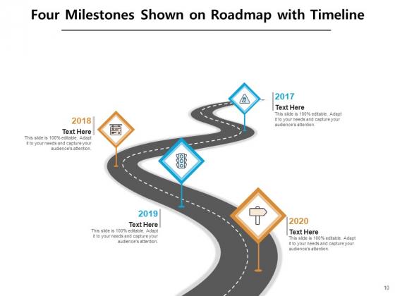 4_Major_Achievement_Timeline_Milestones_Curved_Roadmap_Ppt_PowerPoint_Presentation_Complete_Deck_Slide_10